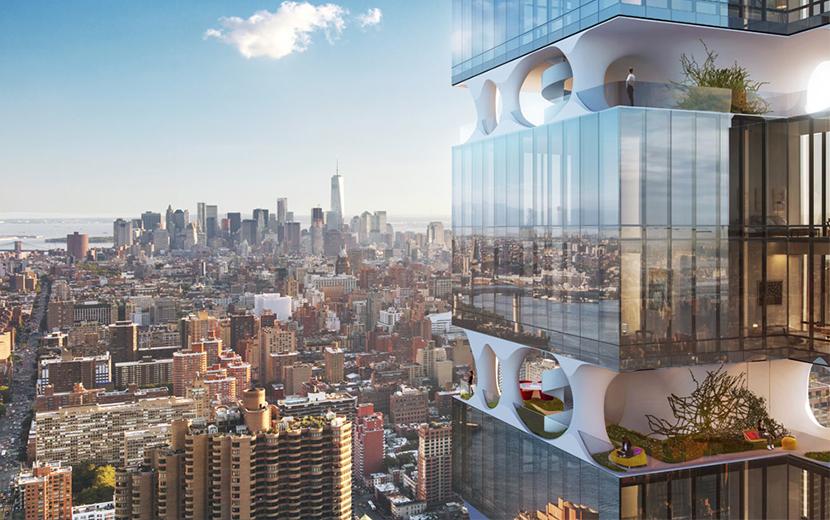 New york east 44th street di oda viaggi di architettura for New york architettura contemporanea