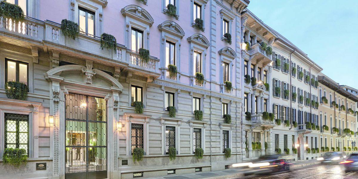 Un tour per gli hotel di design a milano con viaggi di for Design hotel a milano