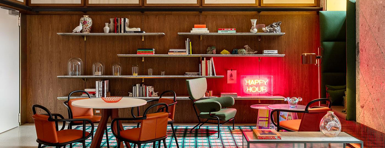 A tour of the design hotels in milan with viaggi di for Design hotel milano