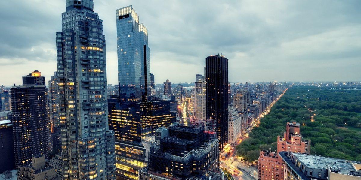 La citt di new york in compagnia di viaggi di architettura for New york architettura