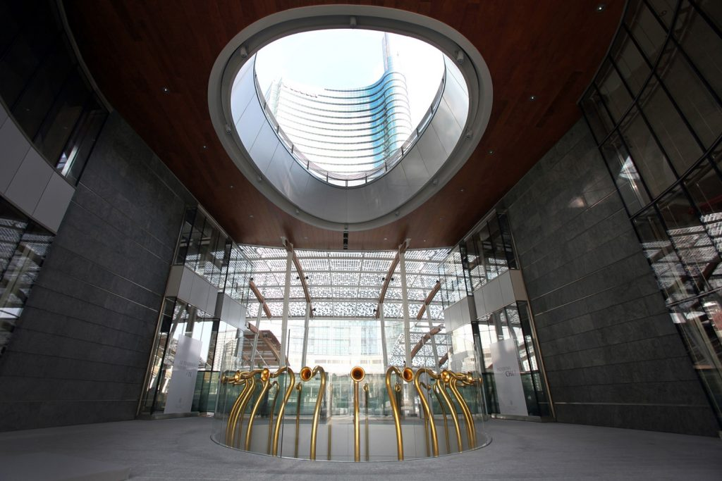 Milan porta nuova un 39 esperienza unica con viaggi di for I nuovi grattacieli di milano