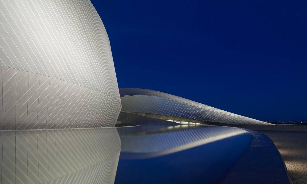 Sezione blog di viaggi di architettura