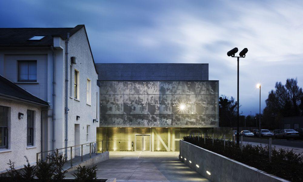Dublino national film school di abk viaggi di architettura - Un antica finestra a tre aperture ...