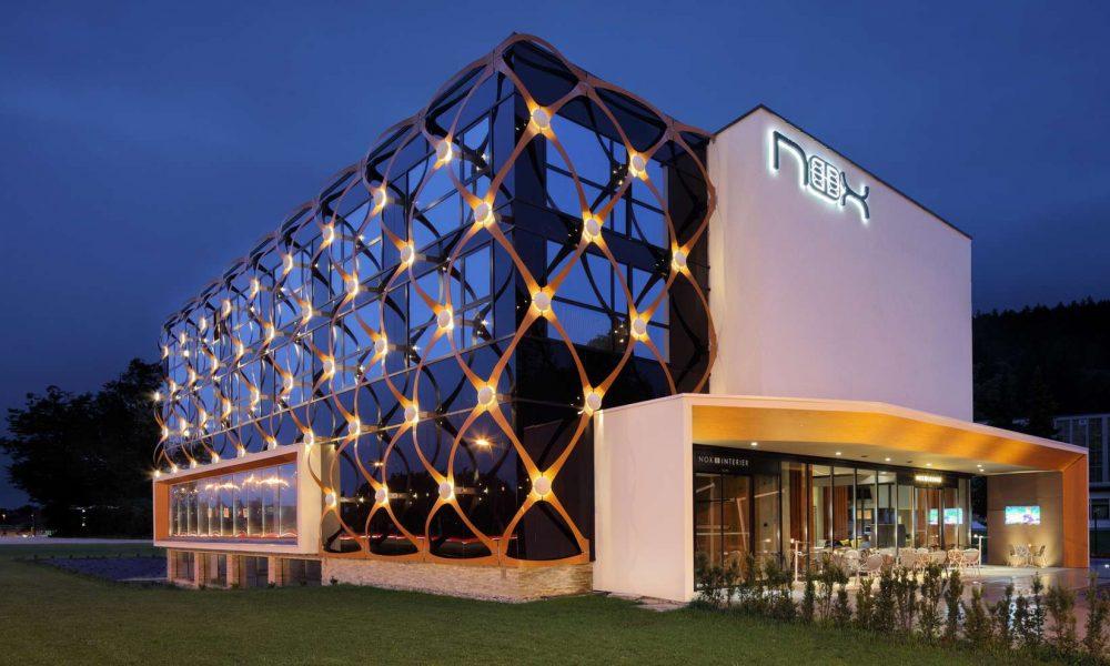 Hotel ristoranti archivi pagina 4 di 15 viaggi di for Design hotel nox