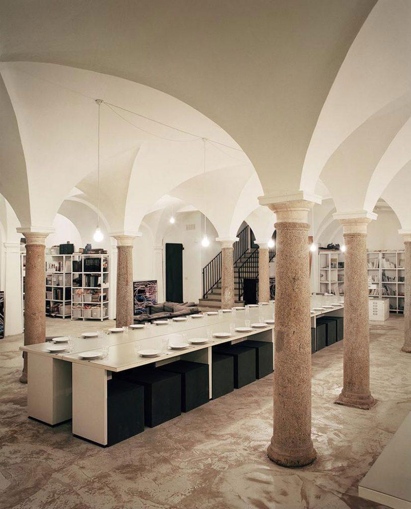 Milano cls architetti studio for Architetti studi architettura brescia