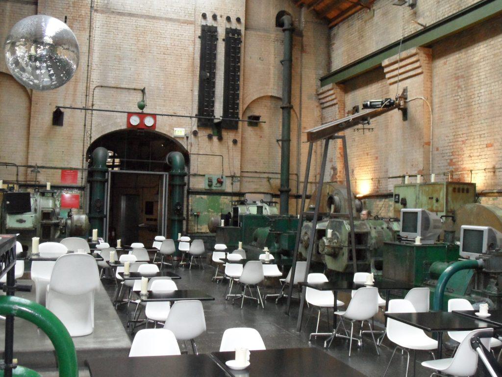 Wapping Project Restaurant Menu