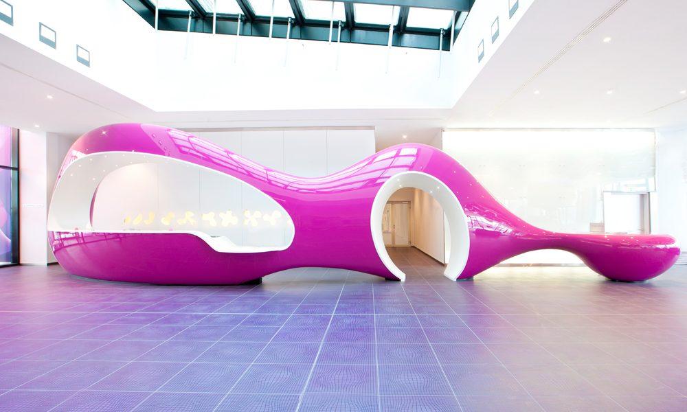 Berlino nhow di karim rashid viaggi di architettura for Hotel berlino design