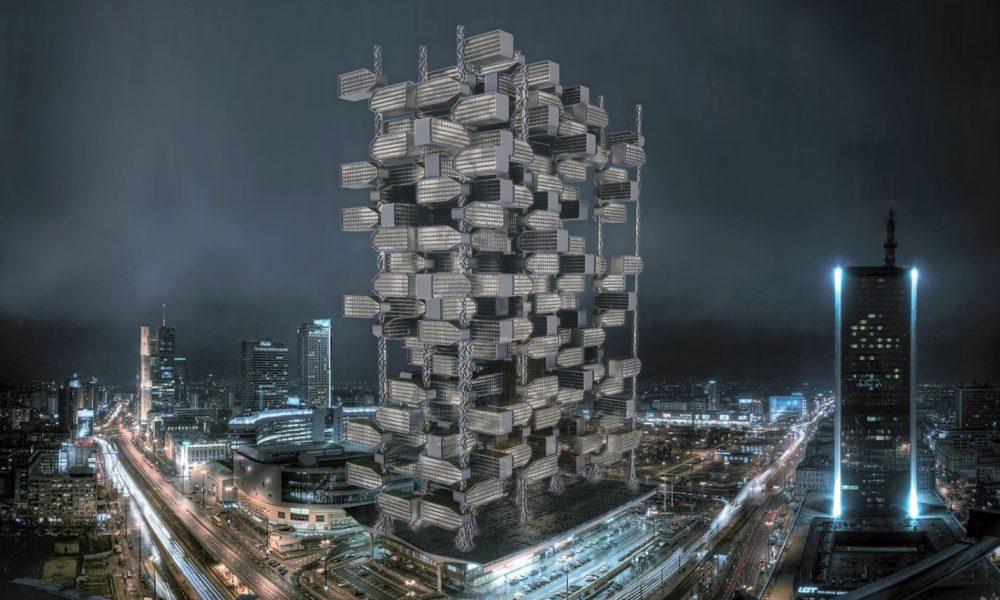 New york world of chlorophyll di iamz viaggi di for New york architettura