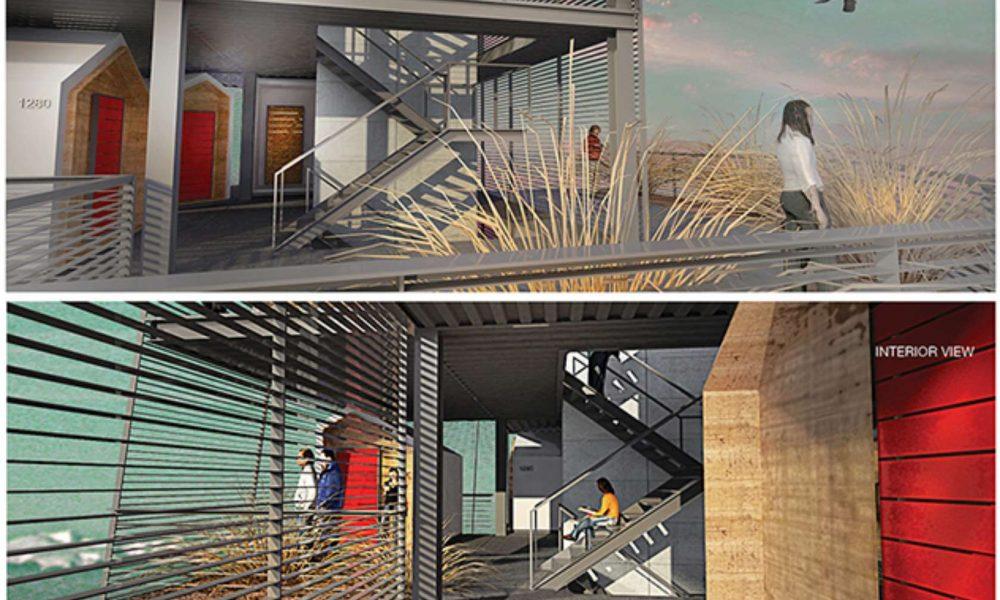 New york hopetel di asaf dali viaggi di architettura for New york architettura contemporanea