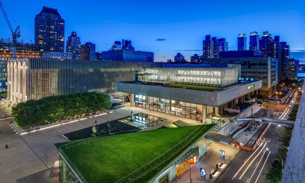 New york claire tow theater di hugh hardy viaggi di for New york architettura
