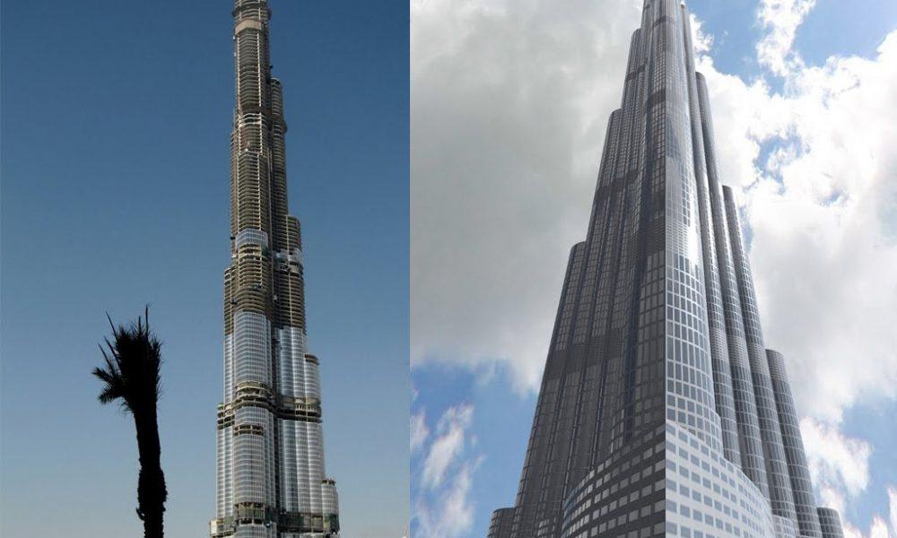 Burj dubai skyscraper il grattacielo pi alto del mondo - Dubai grattacielo piu alto ...