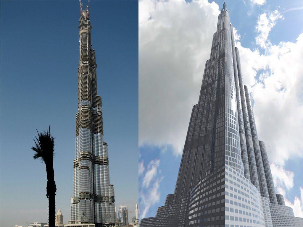 Burj dubai skyscraper il grattacielo pi alto del mondo for Grattacielo piu alto del mondo